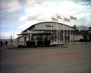 hotell nära Elmiamässan